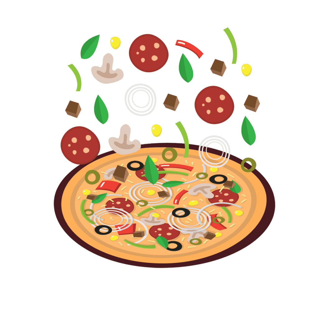 budget pizza